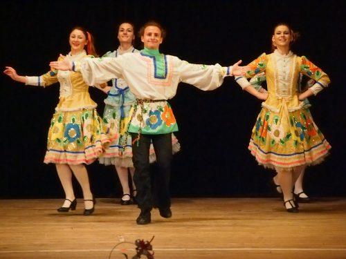 Руски танц - Лира Денс, България www.liragroup.eu